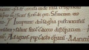 Medieval Recipes - Vimeo thumbnail