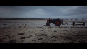 Tractors on Boulmer Beach - Vimeo thumbnail