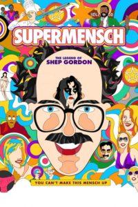 "Poster for the movie ""Supermensch: The Legend of Shep Gordon"""