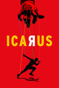 """Poster for the movie """"Icarus"""""""