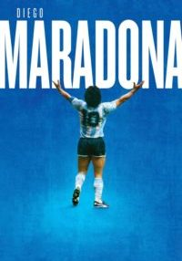 "Poster for the movie ""Diego Maradona"""