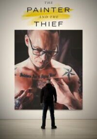"Poster for the movie ""The Painter and the Thief"""