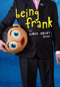 "Poster for the movie ""Being Frank: The Chris Sievey Story"""